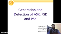 Generation and Detection of ASK, FSK and P...