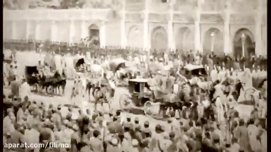 آنونس فیلم مستند حاج مرزوق