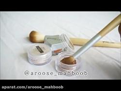 4 روش آرایش و کانتور بینی(کوچک نشان دادن بینی)