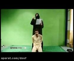 بازسازی اعدام های ساختگی داعش
