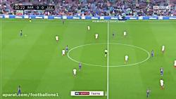 خلاصه بازی بارسلونا و سویا