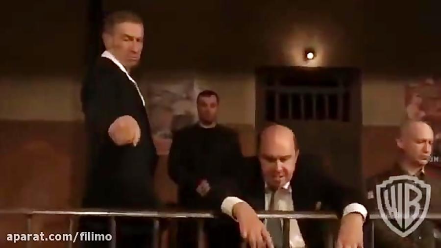 آنونس فیلم سینمایی شکست ناپذیر ۳: رستگاری