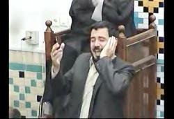 مداحی سوزناک استاد حاج حسین نقی لو_مسجد جامع زنجان.جریان حبیب ابن مظاهر.رمضان ۱۳