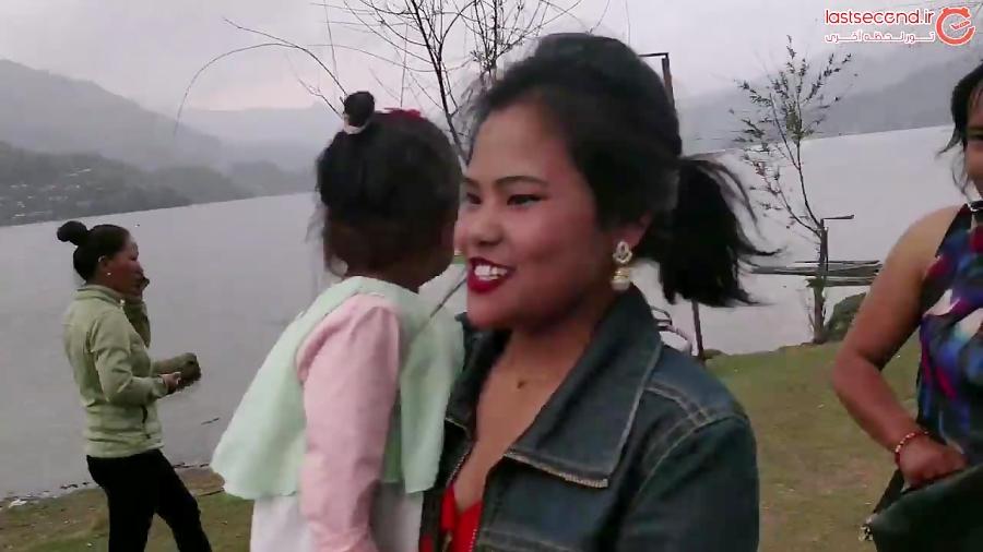 توریست ایرانی و خوش آمدگویی مردم نپال