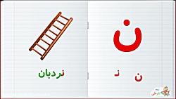 ر، حروف الفبای فارسی