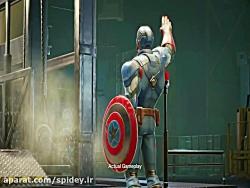 تریلر بازی جدید مارول (Marvel Strike Force)