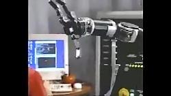 بازوی رباتیک