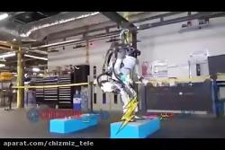 آخرین فناوری ساخت ربات