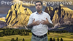 آموزش زبان انگلیسی زمان Present Perfect Progressi