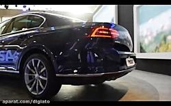 گزیده ای از نمایشگاه خودروی تهران