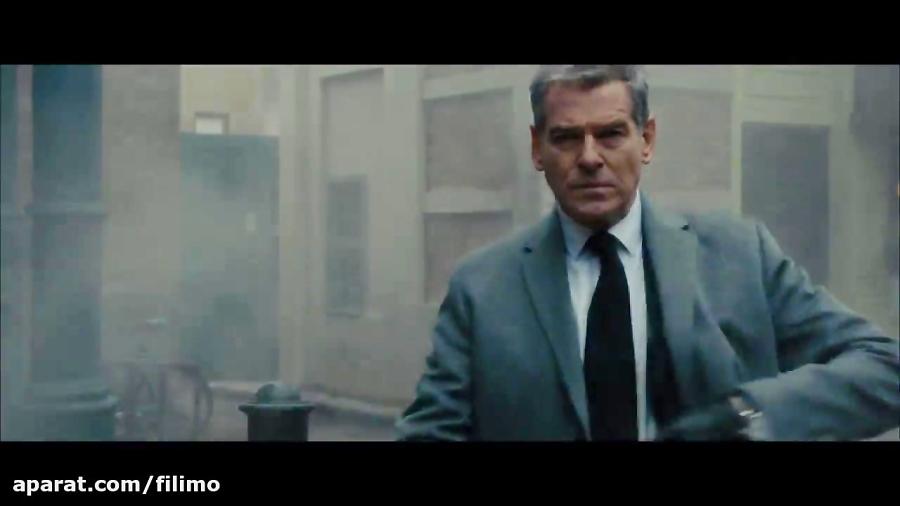 آنونس فیلم سینمایی بازمانده