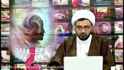 رسوا شدن دروغ ملازاده(وهابی) و فرار او از سوال جالب بیننده -خیلی جالبه