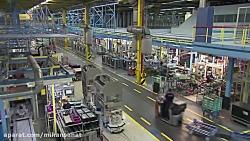 نحوه ی ساخت موتورهای دیزلی در کارخانه ی بی ام و!