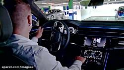تکنولوژی های Audi A8 سدان ...