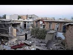 غمگین ترین عکس های زلزله کرمانشاه