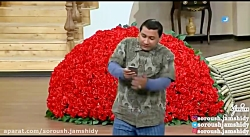 بزار اصغر فرهادی بدونه فقط شهاب حسینی نیست منم میتونم