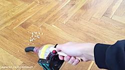 یادگیری ساختنی علمی ساده:ساخت جاروبرقی با فن کامپیوتر!