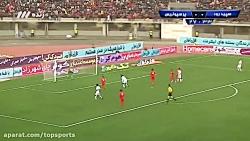 خلاصه بازی سپیدرود رشت 0-1 پرسپولیس