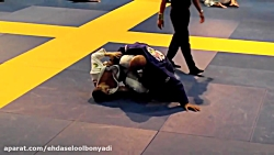 مبارزه جوجیتسو برزیلی ...