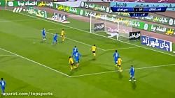 خلاصه بازی استقلال 3-0 سپاهان