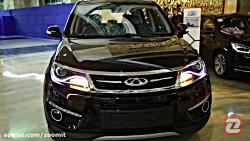 گزارش تصویری از نمایشگاه خودروی مشهد- پدیده شاندیز
