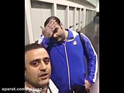 بهداد سلیمی: دیگر وزنه نمیزنم بااین شرایط فایده ندارد