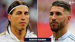 تفاوت چهره ستاره های فوتبال بدون ریش