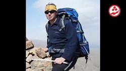 اندوه و اشک کوهنوردان مشهدی در غم از دست دادن همنوردان