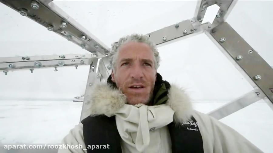 لحظات ترسناک حمله خرس قطبی هزار کیلویی به مستندساز
