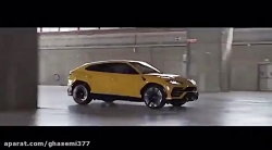 لامبورگینی اوروس، اولین SUV سوپراسپرت جهان رونمایی شد