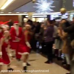کریسمس و برنامه های ویژه در بلگراد( خرید و رقص و شادی)