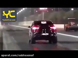 دریفت بنز شاسی بلند در عربستان benz
