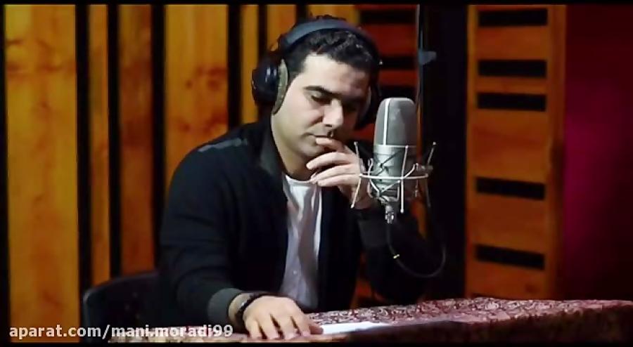 """اجرای زیبای دکلمه عاشقانه """"دنیا"""" توسط سامان کجوری"""