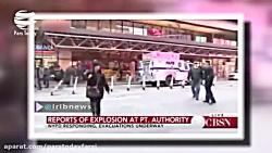 دو انفجار منهتن نیویورک را لرزاند