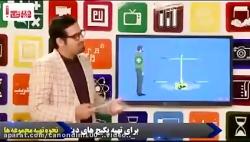 علیرضا یوسفیان پور در شبکه 1 - آموزش دین و زندگی