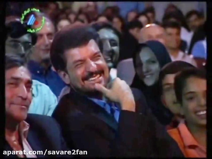 خنده دار ترین جوک ها و تقلید صداهای حسن ریوندی - آخر خنده