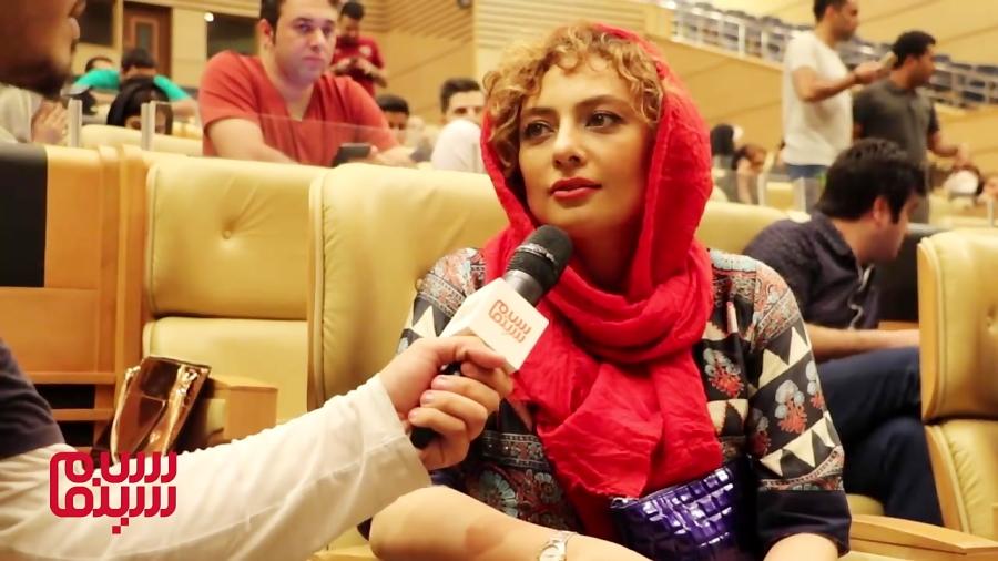 مصاحبه یکتا ناصر با سلام سینما/چالش من اسب سواری بود