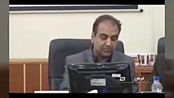 عصبانیت استاندار کرمان و اخراج دو مدیرکل از جلسه ستاد بحران