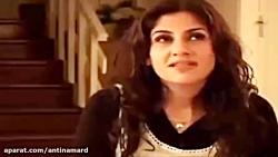 ظهور وحشتناک و مخوف جن و اجنه و در خانه زن جوان عرب!