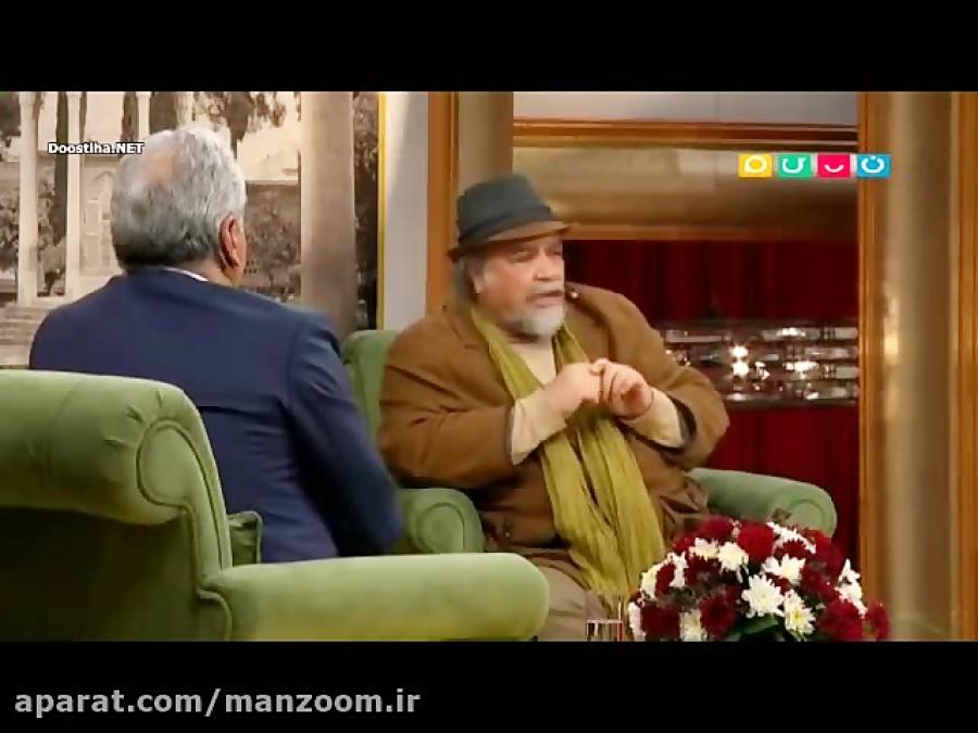 محمدرضا شریفی نیا از راز ازدواج با رز رضوی پرده برداشت!