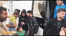 حضور تیم منتخب ۹۸ در مناطق زلزله زده کرمانشاه