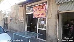 نانوایی مهربان شهر برای اولین بار در استان البرز