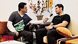 مصاحبه اختصاصی محمدرضا گلزار با سلام سینما