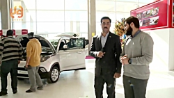 گزارش ویدیویی غرفه هایما در نمایشگاه خودروی تهران