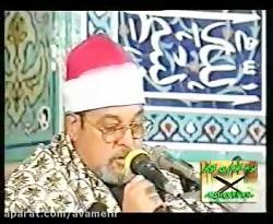 سوره آل عمران102-112-تلاوت قرآن کریم-سید سعید