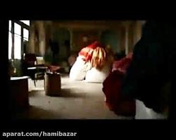 فرش دستباف رنگارنگ ایرانی