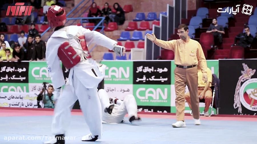 حواشی داغ ترین لیگ های رزمی ایران پشت دوربین رزم آور