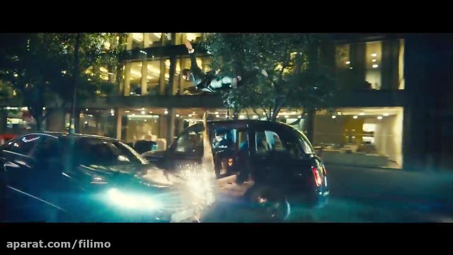آنونس فیلم سینمایی کینگزمن: محفل طلایی