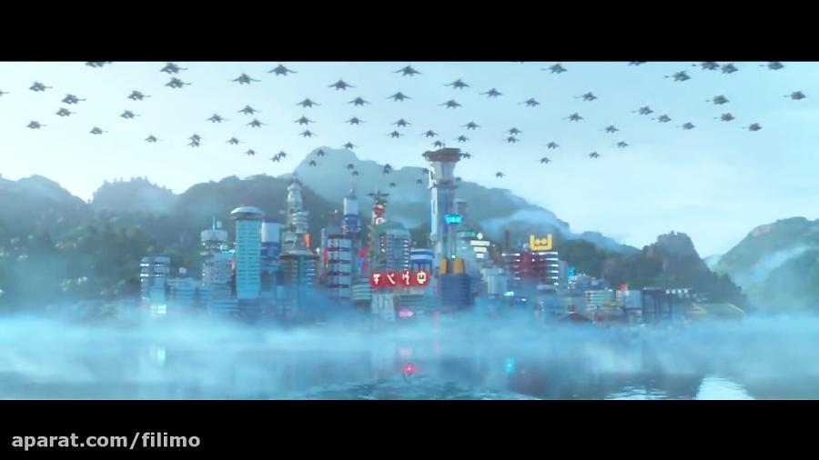 آنونس انیمیشن لگو نینجاگو