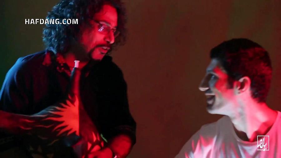 موزیک ویدئوی «توبه توبه» از محسن شریفیان و گروه لیان